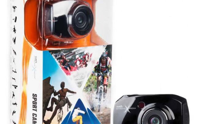 Natec Sport Cam HD50 V2: Nueva versión para una cámara de acción de altas prestaciones y bajo precio