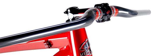 Niner Low Top RDO: El nuevo manillar de Niner para perder el miedo a las ruedas grandes