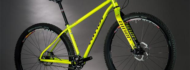 Nuevo y llamativo color amarillo para las Niner S.I.R. 9 y Niner ONE 9 RDO
