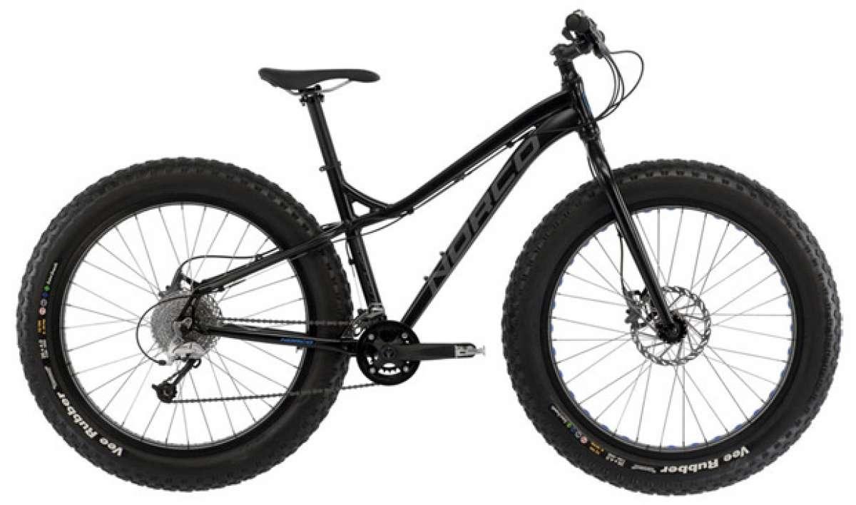 """Norco Bigfoot: La nueva bicicleta de """"ruedas gordas"""" de Norco para 2014"""