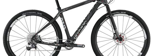 Olympia 949: Una fantástica bicicleta con el peso del cuadro incluido en el nombre