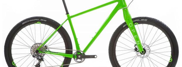 Open ORA Ltd: Una increíble bicicleta de solamente 6.4 kilogramos de peso