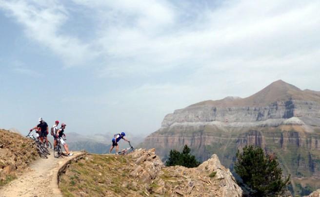 La foto de la semana en TodoMountainBike: 'Parque Nacional de Ordesa (Torla, España)'