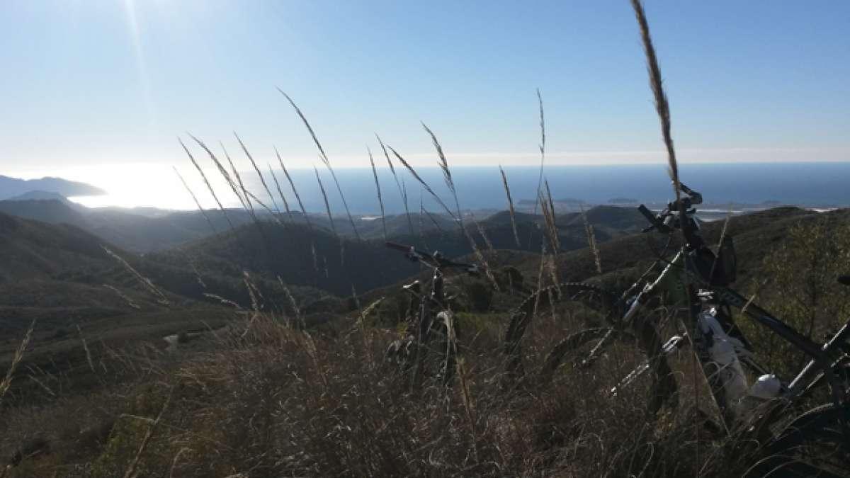 """La foto del día en TodoMountainBike: """"Las Palas (Murcia)"""""""
