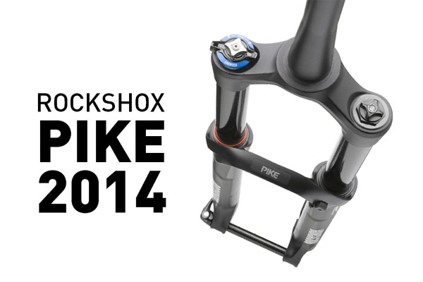 Nueva Rock Shox PIKE, Monarch Plus y Reverb Stealth para la temporada 2014