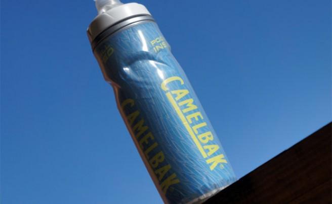 Nuevos bidones de hidratación Camelbak Podium para 2014