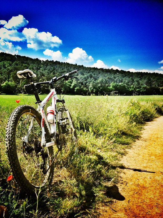 """La foto de la semana en TodoMountainBike: """"Primavera Biker"""""""
