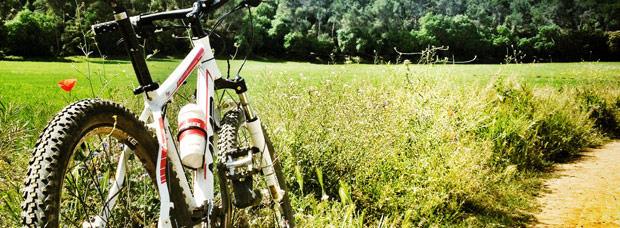 La foto de la semana en TodoMountainBike: 'Primavera Biker'