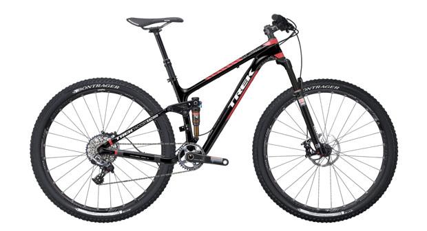 Trek amplía las opciones de personalización (Project One) hasta su gama de bicicletas de montaña