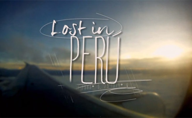 Video: 'Lost In Peru', un maravilloso viaje en bicicleta por las mágicas tierras del Perú