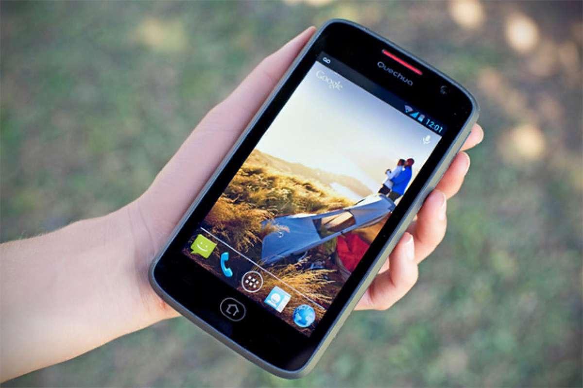 Quechua Phone: Un resistente teléfono móvil ideal para deportistas aventureros
