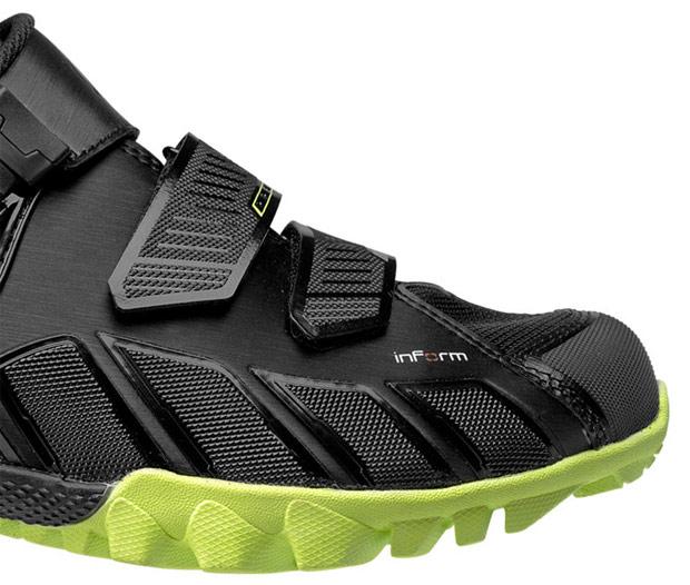 Rhythm MTB: Las nuevas zapatillas de Bontrager para los amantes del Enduro