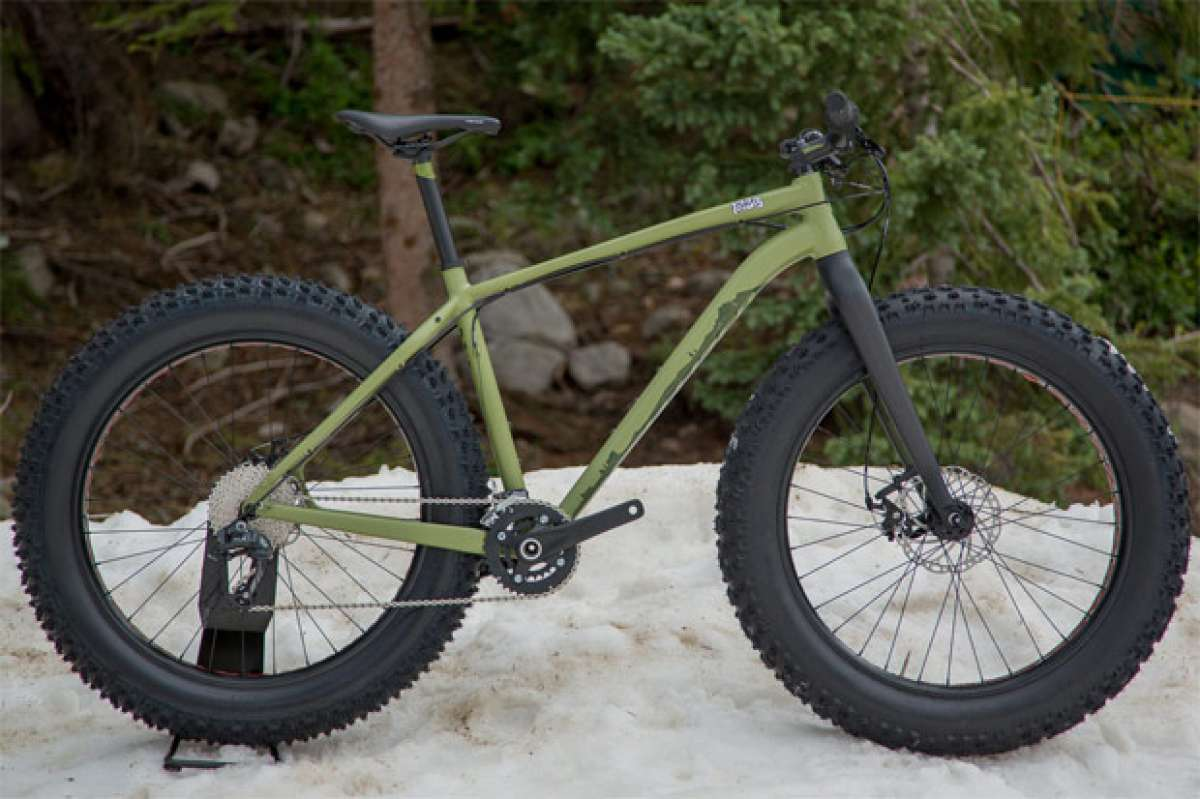 "Specialized FatBoy. ¿Una ""ruedas gordas"" de Specialized para 2014?"