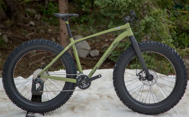 Specialized FatBoy. ¿Una 'ruedas gordas' de Specialized para 2014?