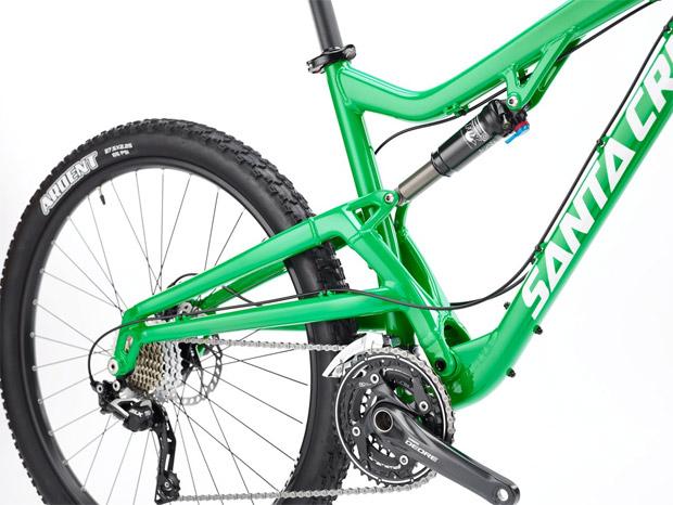 Santa Cruz Bantam: La nueva máquina de 27.5 pulgadas de Santa Cruz