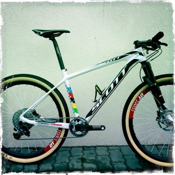 Scott Scale 700 RC: Las nuevas bicicletas de 27,5 pulgadas de Nino Schurter y Florian Vogel para 2013