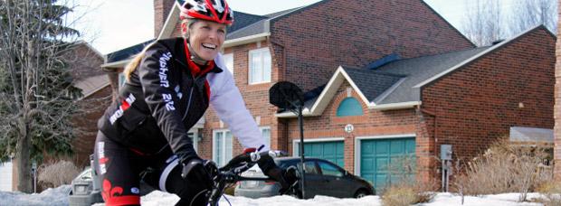 Superación personal: La atleta que terminó un Ironman en pleno proceso de quimioterapia