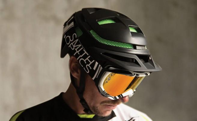 Smith Optics presenta el nuevo casco ultraligero 'Forefront' para Mountain Bike