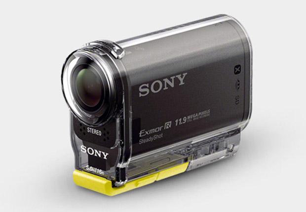 Nueva Action Cam de Sony: Más pequeña, más ligera y ahora con GPS