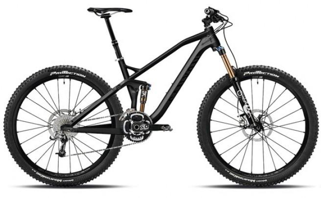 Canyon Nerve AL y Canyon Spectral con ruedas de 27.5 pulgadas para 2014: Primer contacto