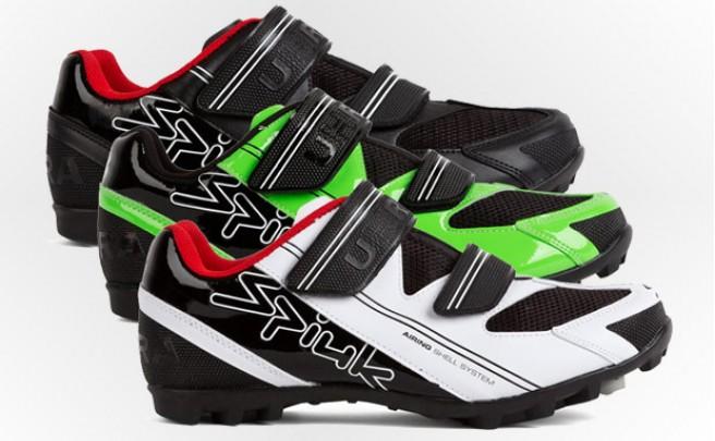 Spiuk UHRA-M: Las nuevas e inmejorables zapatillas de Spiuk para Mountain Bike