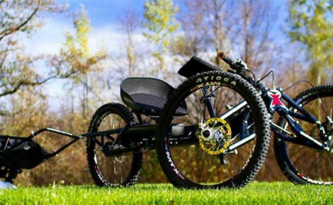 Sport-On: Increíbles bicicletas de montaña para personas discapacitadas