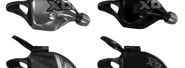 Nuevo cambio SRAM X7 Type 2 y nuevos pulsadores para la temporada 2014