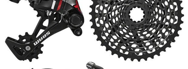 El nuevo grupo SRAM X01 de 1x11 velocidades: Componentes, precios y pesos