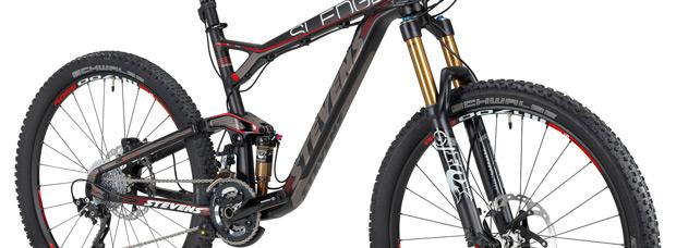Stevens Sledge 2014: Una impresionante máquina 'endurera' con ruedas de 27.5 pulgadas