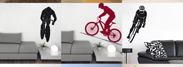 StickerSports: Vinilos decorativos para los amantes del ciclismo