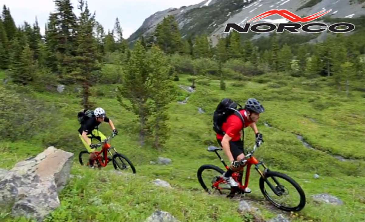 Video: La nueva Norco Range Killer 27.5 de 2014 en acción