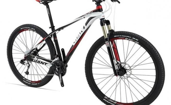 La nueva Giant Talon con ruedas de 29 pulgadas para la temporada 2013