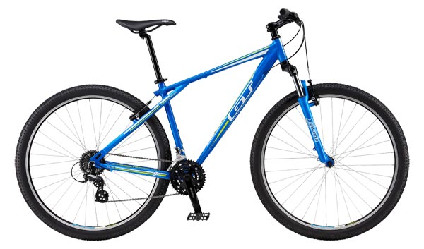 GT Timberline de 2013. Una bicicleta de 29 pulgadas ideal para iniciarnos en el ciclismo de montaña