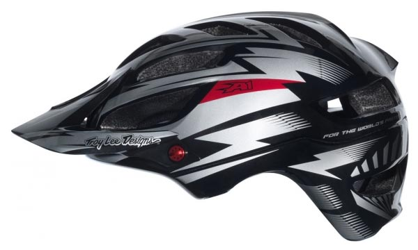 Presentación del nuevo casco A1 All Mountain para Mountain Bike de Troy Lee Designs
