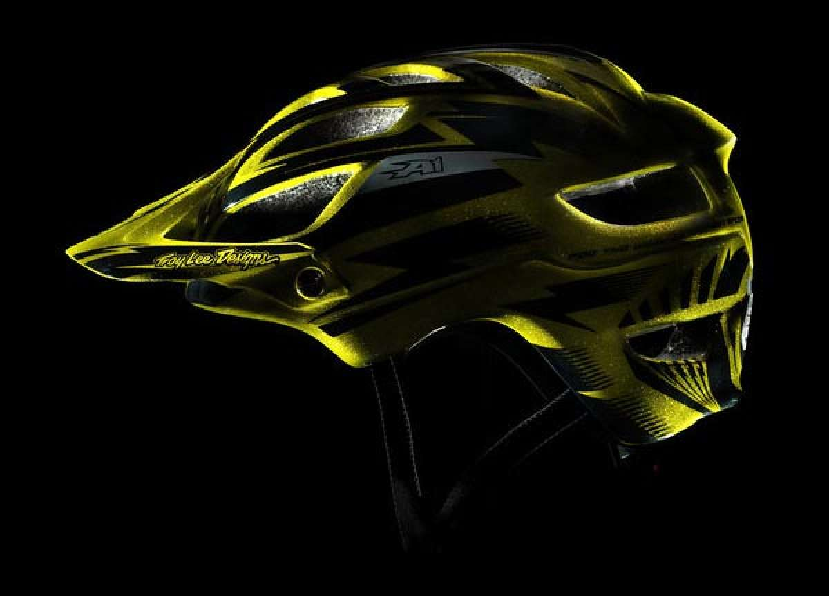 Presentación del nuevo casco A1 All Mountain para Mountain Bike de Troy Lee Designs