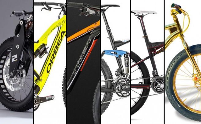 Lo mejor de TodoMountainBike en 2013: Bicicletas