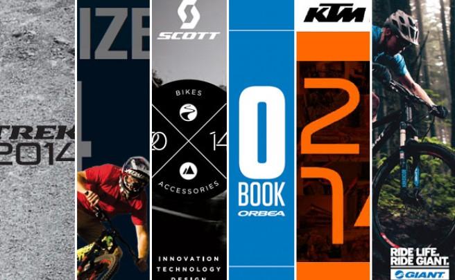 Lo mejor de TodoMountainBike en 2013: Catálogos