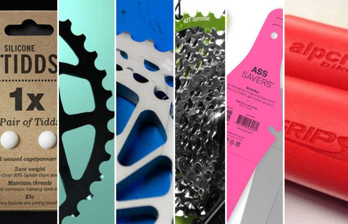 Lo mejor de TodoMountainBike en 2013: Componentes
