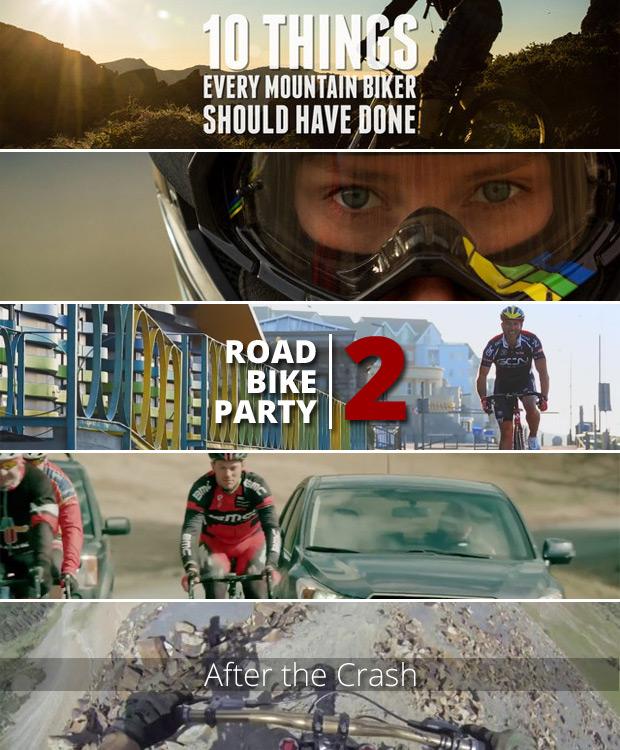 Lo mejor de TodoMountainBike en 2013: Vídeos