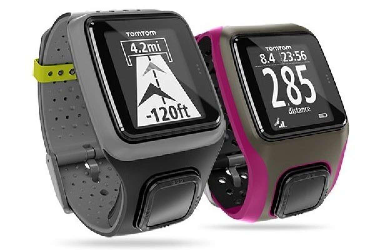 Los nuevos relojes deportivos Runner y Multi-Sport del fabricante TomTom
