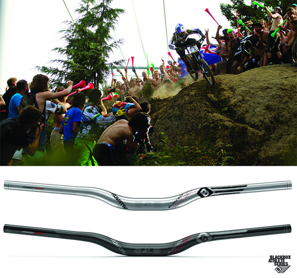 Los nuevos manillares Truvativ BlackBox Athlete Series para Enduro y DH