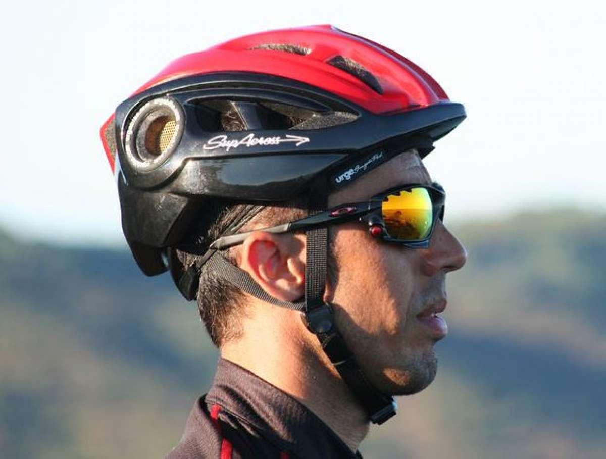 Urge Supacross: El primer (y nuevo) casco orientado al XC de Urge