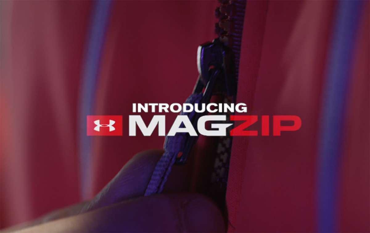 Video: MagZip. ¿Las cremalleras para prendas deportivas del futuro?