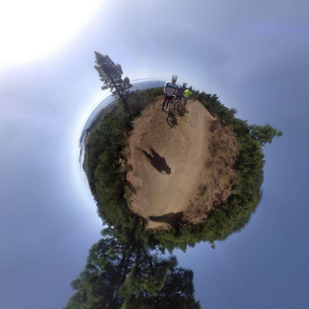 La foto del día en TodoMountainBike: 'Planeta Mountain Bike'
