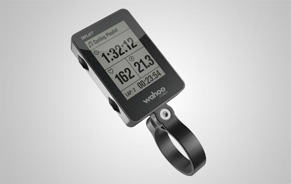 Wahoo Fitness RFLKT, el primer ciclocomputador para bicicletas diseñado exclusivamente para iPhone
