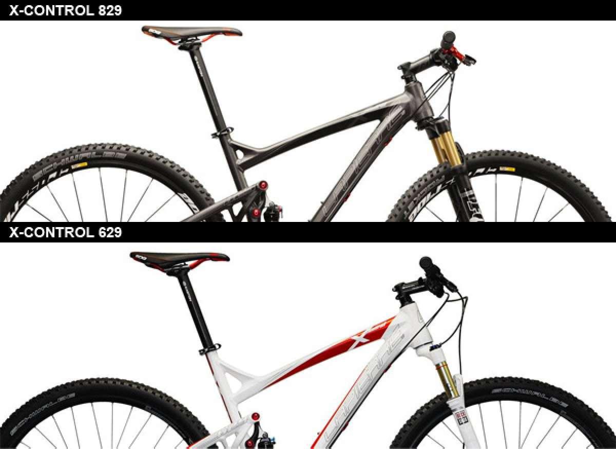 Nuevas Lapierre X-Control 629 y X-Control 829 en 29 pulgadas: Primer contacto