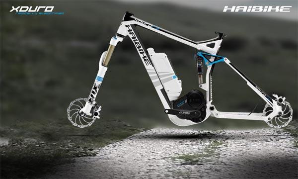 Haibike ePower XDURO: Las bicicletas de montaña eléctricas más avanzadas del momento