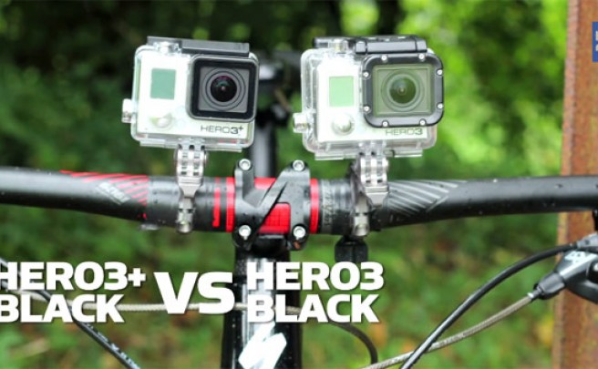 Video: Interesante comparativa entre las cámaras GoPro HERO3+ Black y GoPro HERO3 Black