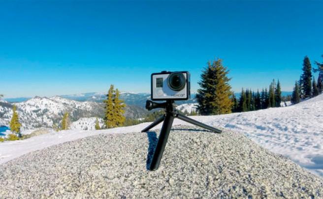3-Way: El soporte para cámaras GoPro más versátil del mercado