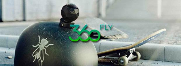 360fly, una cámara de acción con visión de 360º para no perder detalle alguno